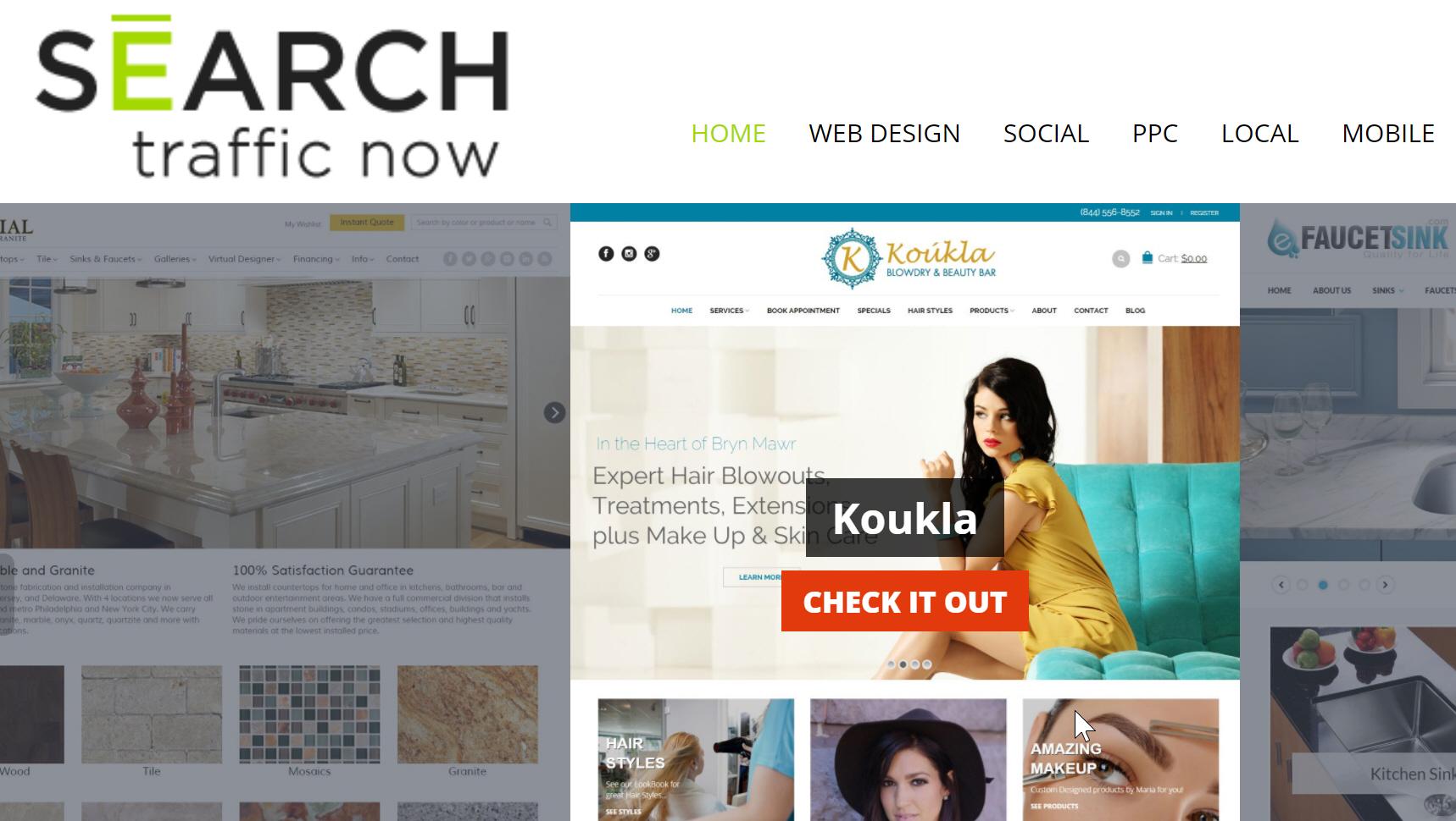 Web Design, Internet Marketing, Google Adwords, Local Optimization plus
